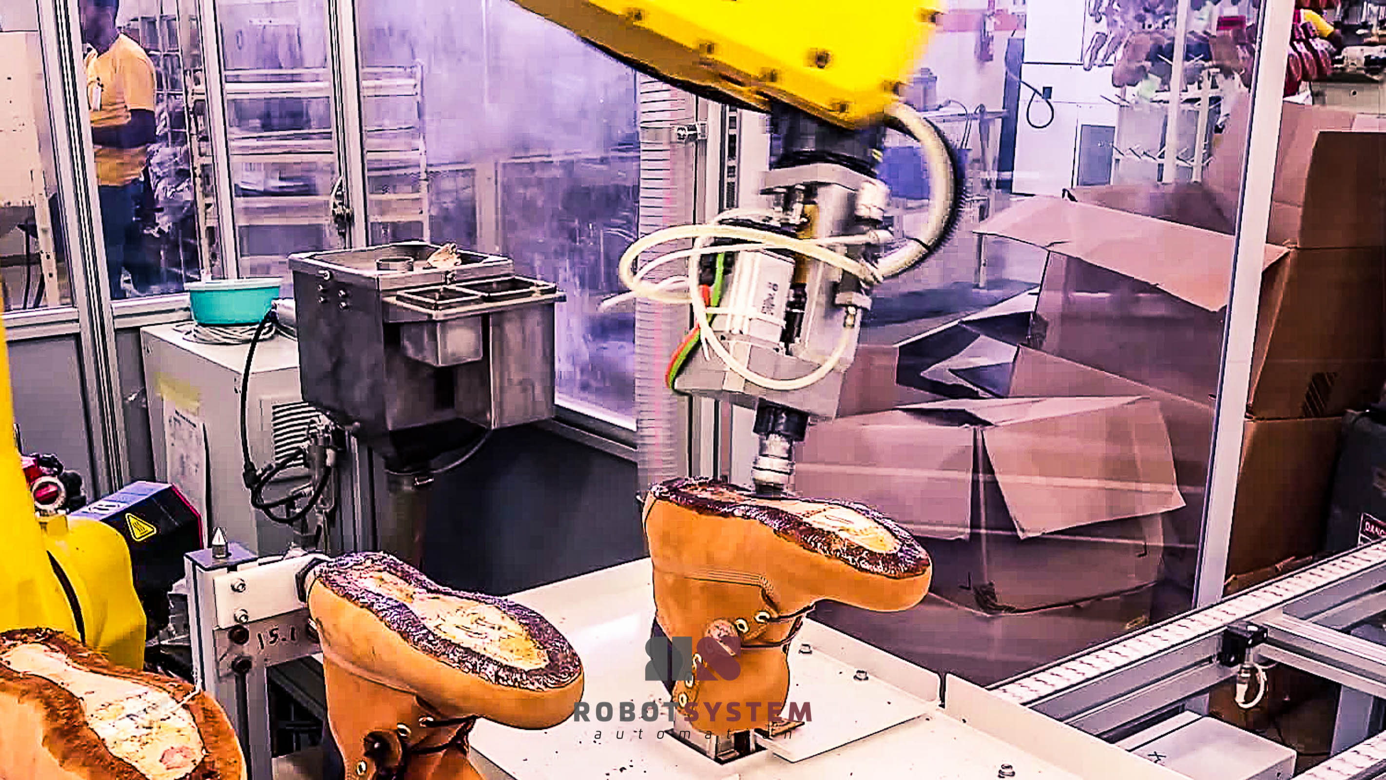 Robot System Automation